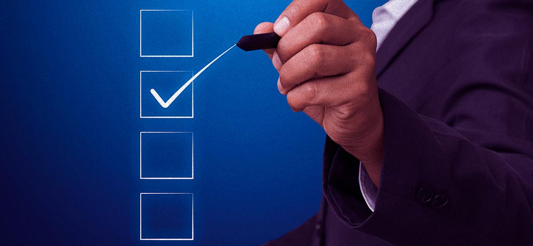 padrão de checklists para consultorias
